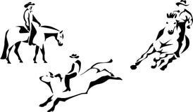 Western Pleasure Horse Stock Illustrations – 8 Western Pleasure ...