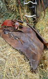 Western saddle gear. Stock Photos