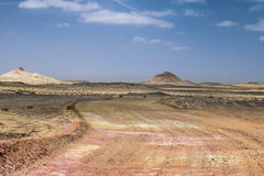 Western Sahara Royalty Free Stock Image