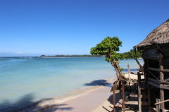 Western Samoa insight Royalty Free Stock Photography
