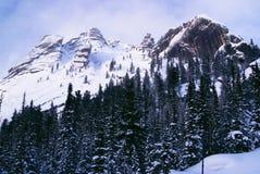 Western Sayan mountains. Stock Images