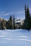 Western Sayan mountains. Stock Photos