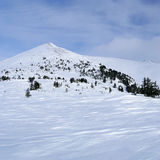 Western Sayan mountains Stock Image