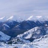 Western Sayan mountains. Royalty Free Stock Image