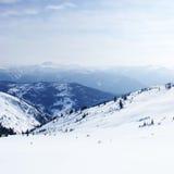Western Sayan mountains. Stock Photography