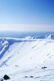 Western Sayan mountains. Royalty Free Stock Photo