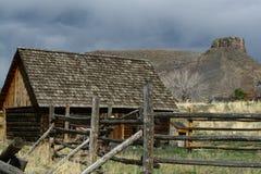 Western Scene Royalty Free Stock Photos