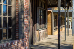 western starego miasta Fotografia Royalty Free