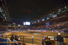 Western Stock Show in Denver. Royalty Free Stock Photos