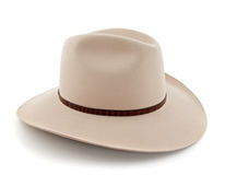 Western style hat Royalty Free Stock Photography