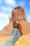 Western style Stock Photography
