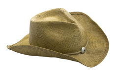 Western style straw hat Stock Photography