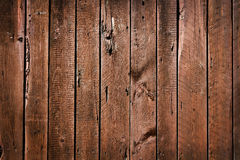 Western style wood background. Western style brown wood background Royalty Free Stock Photography