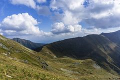 Western Tatra Mountains. Rohace area. Slovakia.  stock photo