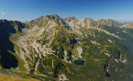 Western Tatras Stock Photo
