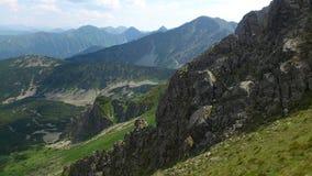 Western Tatras Mountains Royalty Free Stock Photo