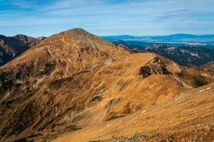 Western Tatras Stock Photography