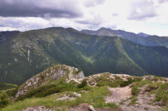 Western Tatras Royalty Free Stock Images