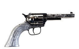 Western Toy gun Royalty Free Stock Images