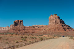 Western US landscape Royalty Free Stock Photography