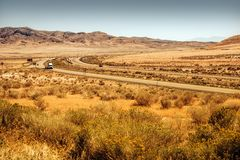 Western Utah Landscape Stock Images