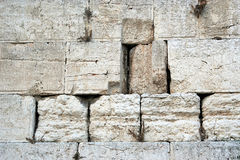 The Western Wall Royalty Free Stock Images