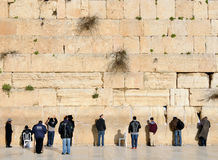 The Western Wall Royalty Free Stock Photography