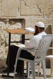 Western wall Stock Image