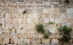 Western Wall Royalty Free Stock Photos
