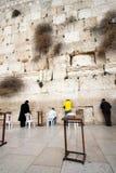 Western Wall - Jerusalem Stock Image