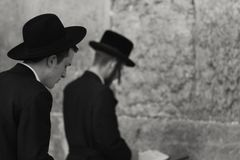 Western Wall, Jerusalem, Israel, 03.04.2015, Western Wall Jerusa. Western Wall Jerusalem is also called the wailing wall or wall of weeping. It is one of the Royalty Free Stock Photo