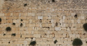 Western Wall Royalty Free Stock Photo