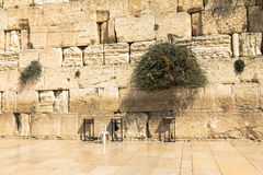 Western Wall in Jerusalem. Israel Royalty Free Stock Image