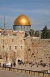 Western Wall in Jerusalem. Israel Royalty Free Stock Photo