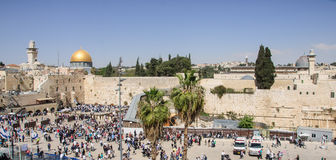 The Western Wall Royalty Free Stock Image