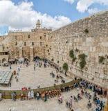Western Wall Jerusalem Stock Photos