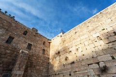 The Western Wall in Jerusalem, Israel. Stock Photo