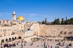 Western Wall Jerusalem Royalty Free Stock Photos