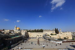 Western Wall, Jerusalem Royalty Free Stock Photo