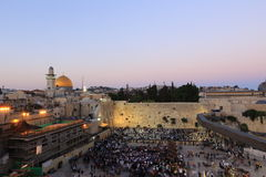 Western Wall, Jerusalem Royalty Free Stock Image