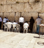 Western wall Jerusalem Royalty Free Stock Photo