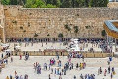 Western Wall Jerusalem Stock Photography