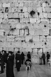 Western Wall, Jerusalem, 03.04.2015, Western Wall Jerusalem with. Western Wall, Jerusalem, Israel 03.04.2015: Western Wall Jerusalem is also called the wailing Stock Image
