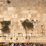 The Western Wall, Kotel or The Wailing Wall. Royalty Free Stock Photography