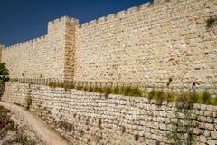 Western wall, Old City of Jerusalem Stock Photography