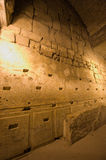 Western wall tunnel Royalty Free Stock Photography