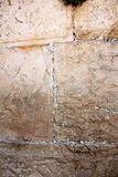 The Kotel in the Old City of Jerusalem Royalty Free Stock Photography