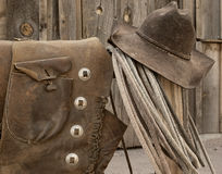 Western wear royalty free stock photos