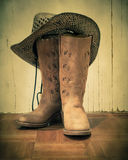 Western Wear Royalty Free Stock Photo