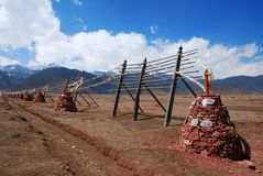 The western Yunnan scenery Royalty Free Stock Image